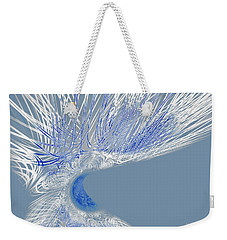 Zephyr Weekender Tote Bag