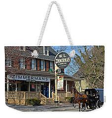 Zimmerman's Store Intercourse Pennsylvania Weekender Tote Bag