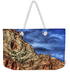 Zion Face 695 Weekender Tote Bag