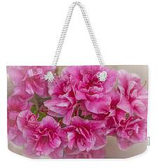 Zoe Weekender Tote Bag by Elaine Teague