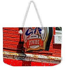 Zywiec Beer Weekender Tote Bag