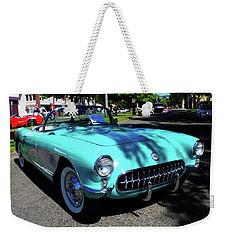 55 Corvette Weekender Tote Bag