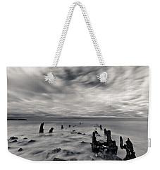 Erosion Weekender Tote Bag
