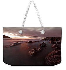 Manorbier Dusk Weekender Tote Bag