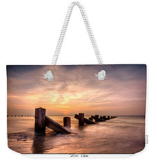 Rich Skies - Abermaw Weekender Tote Bag