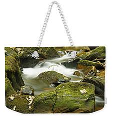 Water Flow At Torc  Weekender Tote Bag