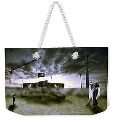 Who's Watching Who. Weekender Tote Bag