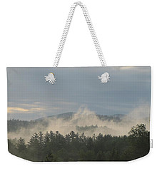 Weekender Tote Bag featuring the photograph 0526 Am  by Maciek Froncisz