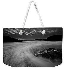 Llanddwyn Island Beach Weekender Tote Bag by Beverly Cash