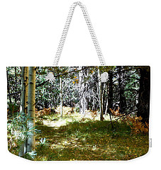 A Spot Of Sunlight Weekender Tote Bag