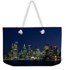 A View Across Sydney Harbour Weekender Tote Bag