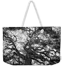 Angel Oak Weekender Tote Bag by Lynne Jenkins