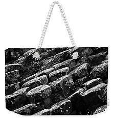 Another View Of The Giants Causeway Weekender Tote Bag by Patricia Griffin Brett