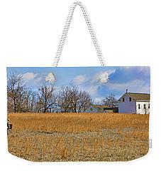 Artist In Field Weekender Tote Bag