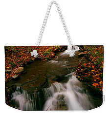 Autumn In New York Weekender Tote Bag