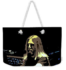 Brent Mydland Of The Grateful Dead Weekender Tote Bag