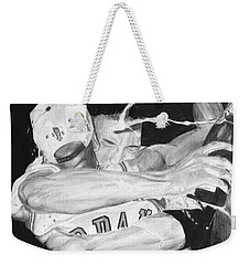 Bulls Celebration Weekender Tote Bag