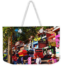 Candy Man Weekender Tote Bag