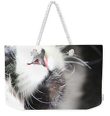 Cat Moment Weekender Tote Bag