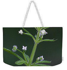 Weekender Tote Bag featuring the photograph Cleavers by Daniel Reed