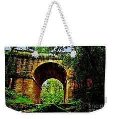 Colonial Era Bridge Weekender Tote Bag