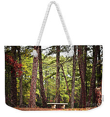 Come Sit A Spell Weekender Tote Bag by Kim Henderson
