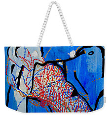 Dinka Corset - Manlual - South Sudan Weekender Tote Bag