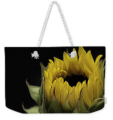 Weekender Tote Bag featuring the photograph Empress by Jessica Manelis