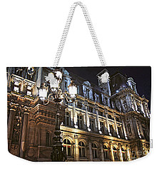 Hotel De Ville In Paris Weekender Tote Bag