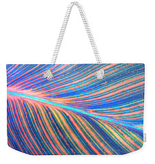 Leaf Colors Filtered Weekender Tote Bag