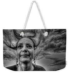 May-belle Chasing The Wind Weekender Tote Bag