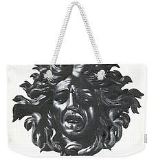 Medusa Head Weekender Tote Bag