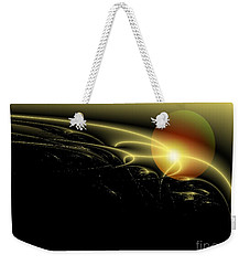 A Star Was Born, From Serie Mystica Weekender Tote Bag