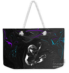 Jerry Garcia - Grateful Dead - Morning Dew Weekender Tote Bag