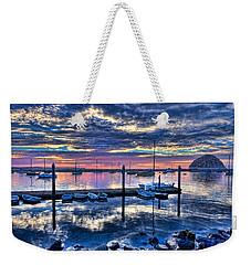 Morro Bay Wonder Weekender Tote Bag