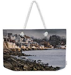 Ocean Grove Weekender Tote Bag by Robin-Lee Vieira