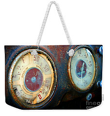 Old Speed Weekender Tote Bag