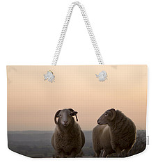 On The Hill Weekender Tote Bag