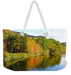Painted Brook Weekender Tote Bag