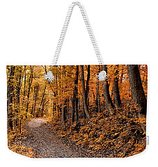 Ramble On Weekender Tote Bag by Bill Cannon