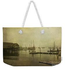 Rockland Harbor Weekender Tote Bag