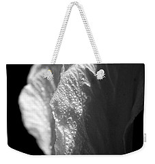 Rose Of Sharon Weekender Tote Bag by Jeannette Hunt