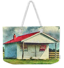 Royster Fertilizers  Weekender Tote Bag by Lynne Jenkins