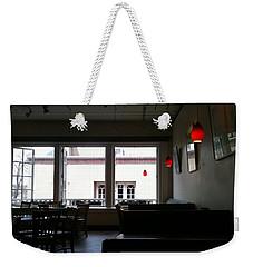 Santa Fe Eatery Weekender Tote Bag