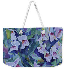Snap Dragons Weekender Tote Bag