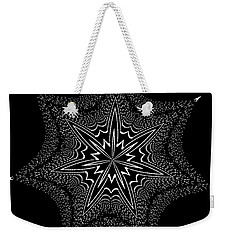 Star Fish Kaleidoscope Weekender Tote Bag