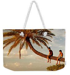 Sunset Beach Oahu Weekender Tote Bag