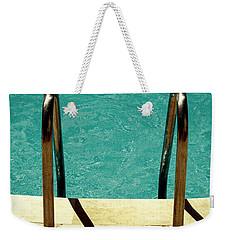 Swimming Pool Weekender Tote Bag