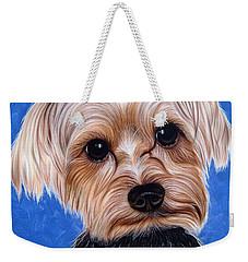 Terrier Weekender Tote Bag