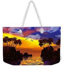 Trinidad Weekender Tote Bag
